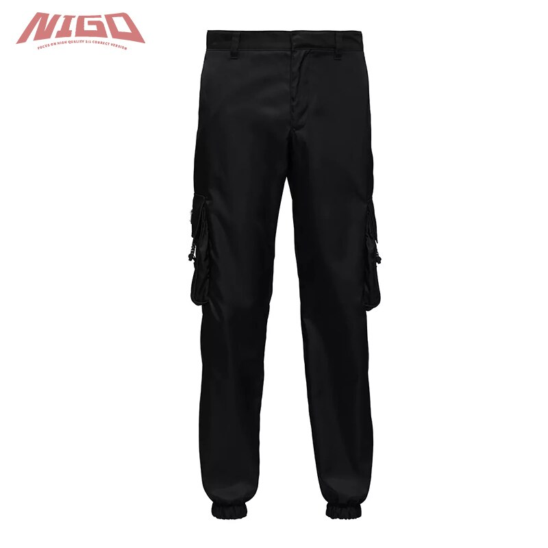 NIGO PRA 21ss Nylon Trousers Code@P7