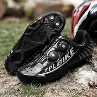 self locking cycling shoes sapatilha ciclismo mtb road mountain bike shoes men sneakers breathable riding bicycle mtb shoes