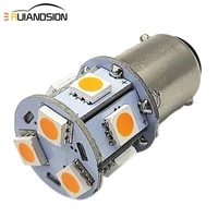 1pcs 2w white yellow red ampoule led interior car moto lights 1142 ba15d 6v 12v 24v 6 30v auto turn signals brake bulb light