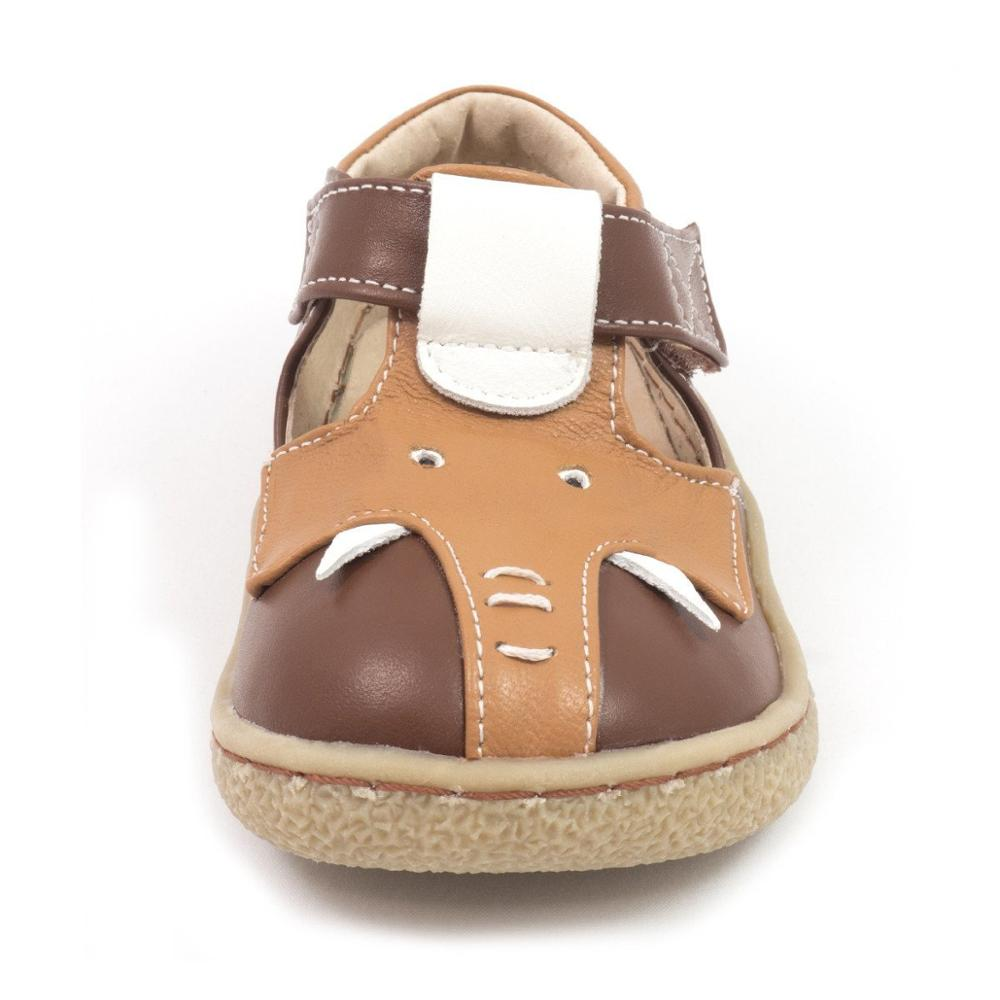 Livie & Luca جديد عصري تنفس جلد طبيعي حافي القدمين الرياضة احذية الجري للفتيات والأولاد ماركة الاطفال BoyNew
