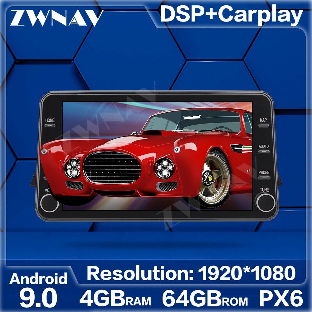 MAX-PAD pantalla HD 11,8 Android 9,0 reproductor Multimedia de coche Unidad de medios de streaming para Nissan Teana 2019 radio Estéreo HIFI Cámara gratis