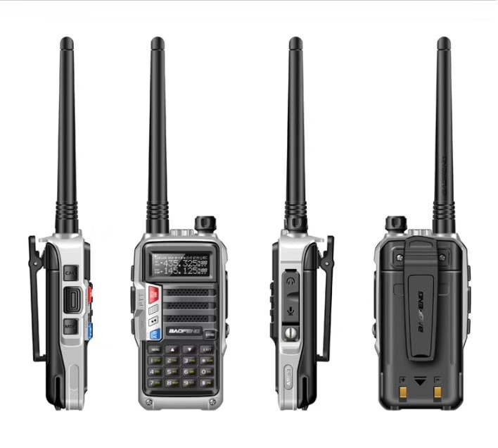 Baofeng BF-860PLUS Walkie-Talkie 5rplus Baofeng High Power Handset 50Km Handheld Transceiver Outdoor Manufacturer enlarge