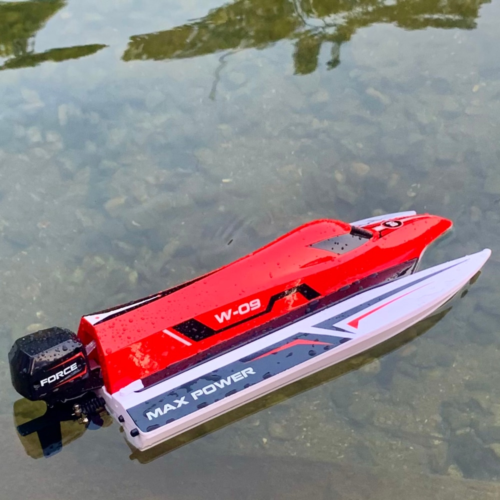 WL915 Brushless Remote Control Speed RC Boat 2.4Ghz 45KM/H Under Motor RC Submarine for Hobbies Adults Boys Favor enlarge