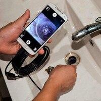 Камера-эндоскоп с 6 светодиодами, 7 мм, 5,5 мм, USB