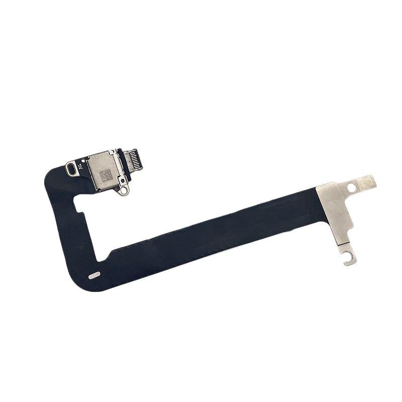 HOT-for أبل 12 بوصة الشبكية A1534 I/O USB-C السلطة جاك تيار مستمر في مجلس كابل مرن 821-00482-A