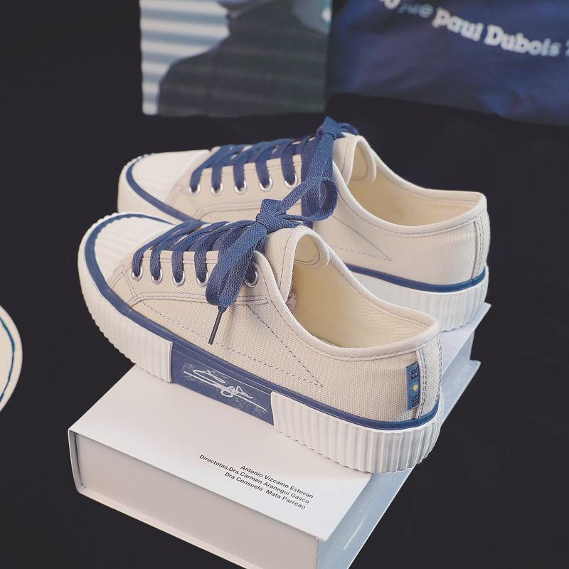 Deeptown 2021 Sports Shoes Sneakers Women's Flats Kawaii Casual Harajuku Spring Fashion Running Cute Tennis Dropshipping