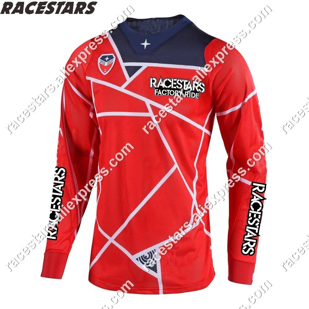 ¡Novedad de 2020! Camiseta para Moto MX, Camiseta de Motocross Downhill, Camiseta...