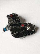 Nuevo interruptor de potencia Zoom interruptor Modelo botón para Panasonic FZ200 cubierta superior unidad de reemplazo de cámara para reparación parte