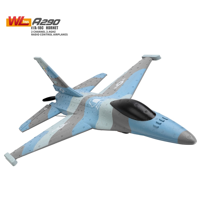 Wltoys XK A290 RC Plane Remote Radio Control Model Aircraft 3CH 452mm 3D/6G System Airplane EPP Drone Wingspan Toys for Children enlarge