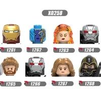 2021 movies hero series bricks nebula action mini figure heads building blocks dolls anime figures x0258