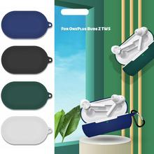 2020 Silicone Protective Shell Wireless Bluetooth Earphones Protective Cover Case For OnePlus Buds Z