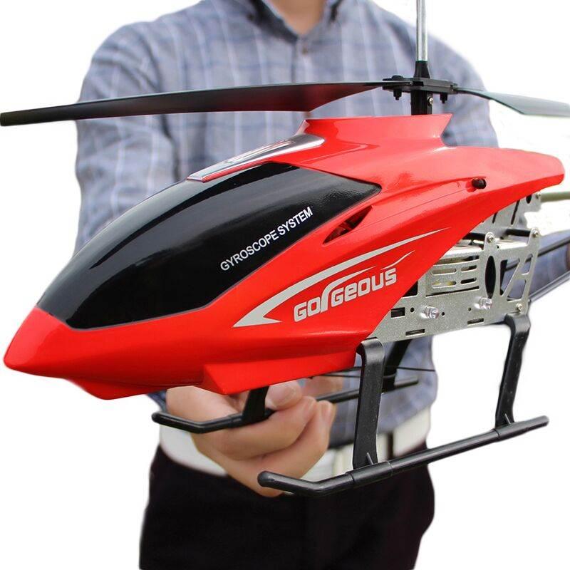 3.5CH 80 سنتيمتر سوبر كبير طائرة هليكوبتر التحكم عن بعد مكافحة سقوط rc هليكوبتر شحن لعبة طائرة بدون طيار نموذج UAV في الهواء الطلق يطير نموذج