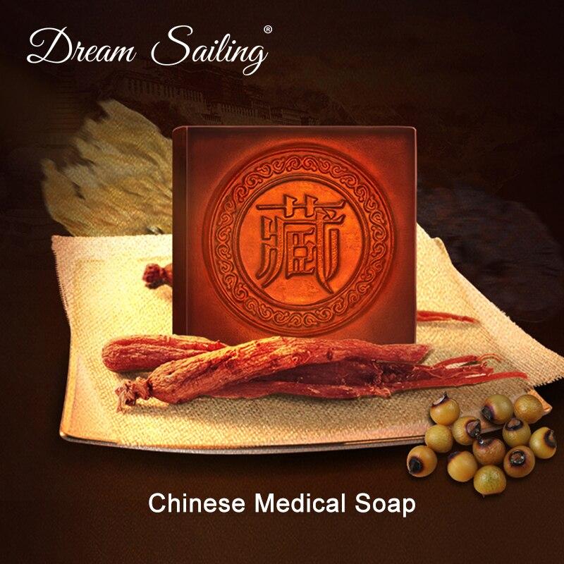 100 г Удаление прыщей поры, лечение акне китайский медицинский очиститель мыла увлажняющее мыло уход за лицом гель для душа шампунь мыло