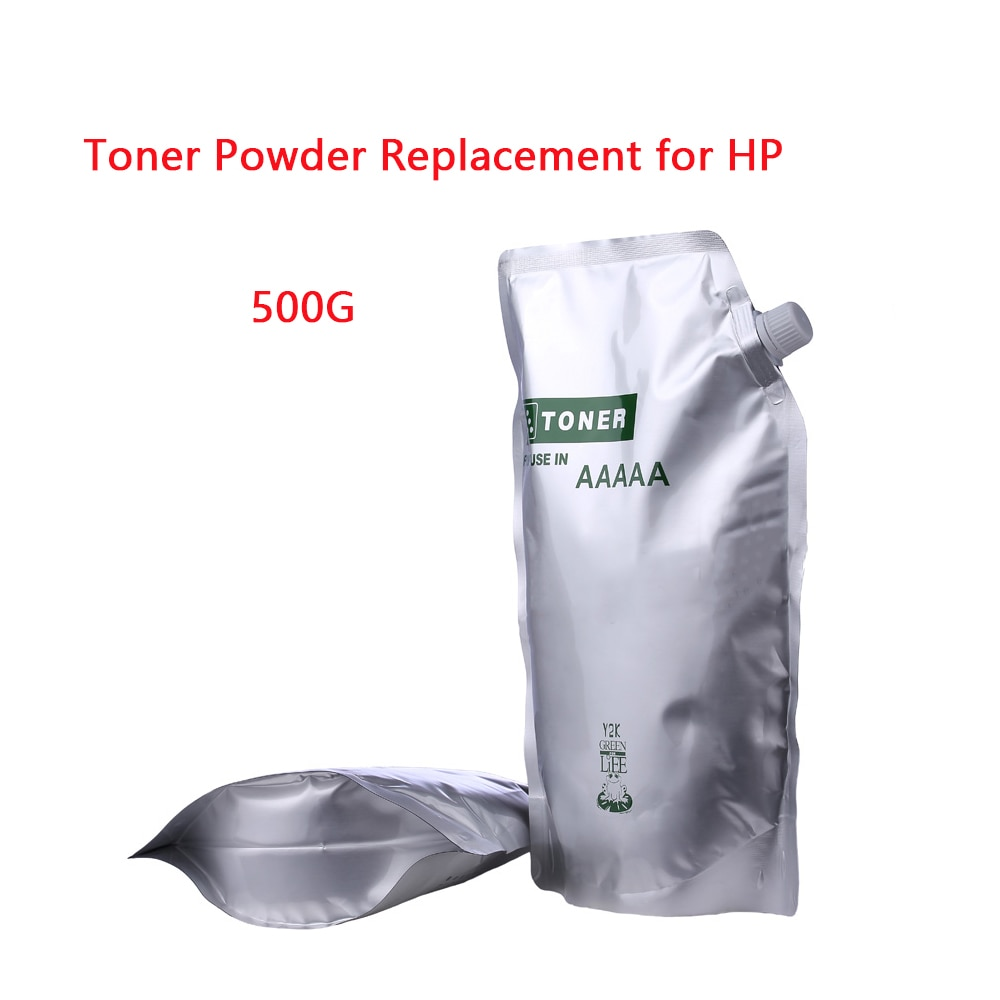 500G תואם טונר אבקת HP2612A 2612 12A טונר מחסנית עבור HP LaserJet 1010/1020/1015/1012 /3015/3020/3030/3050