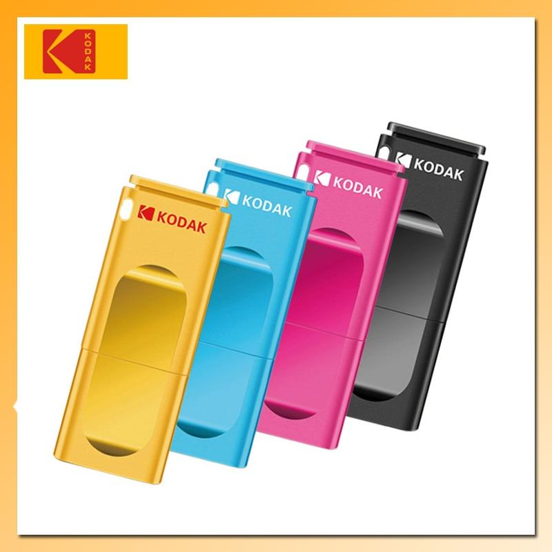 Unidad de Memoria USB KODAK k233, 128GB, 64GB, Memoria USB 3,0, 64GB, 32GB, 16GB, unidad Flash USB, unidad Flash USB 3,0