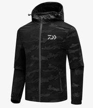 DAIWA Neue männer Atmungsaktive Fly Angeln Waten Jacke Wasserdicht Angeln Shirts Outdoor Jagd Angeln Kleidung
