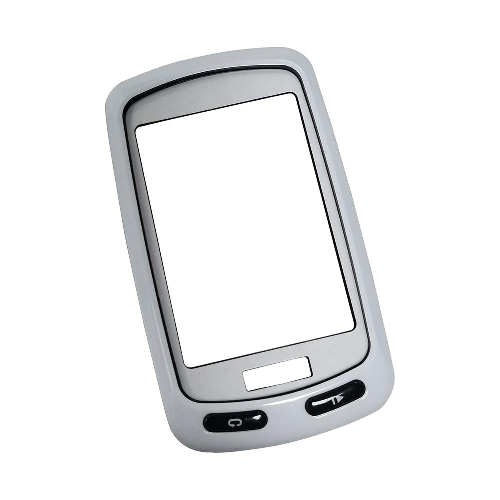 Marco de cubierta frontal blanca sin pantalla táctil, GARMIN Edge 810 Edge...