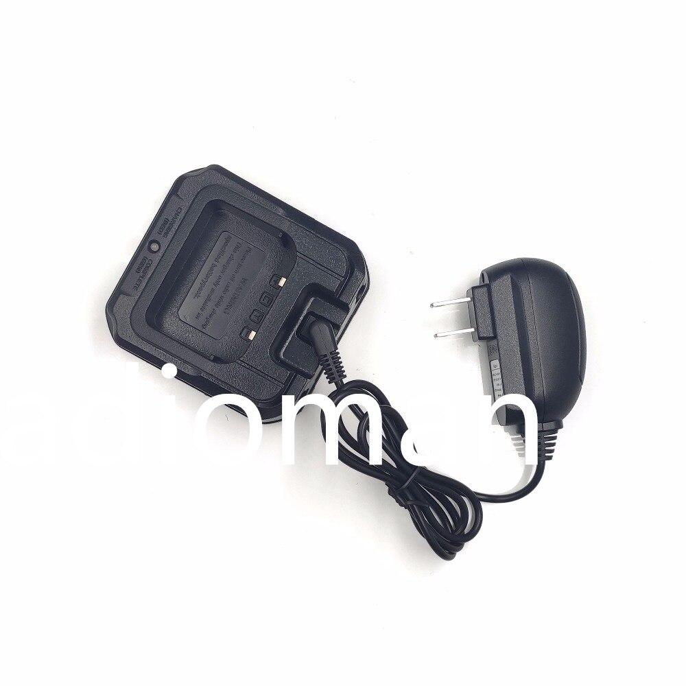 Настольные радиоприемники Батарея Зарядное устройство базовая Мощность адаптер зарядки для адаптера переменного тока для Baofeng UV-9R плюс uv9r ...