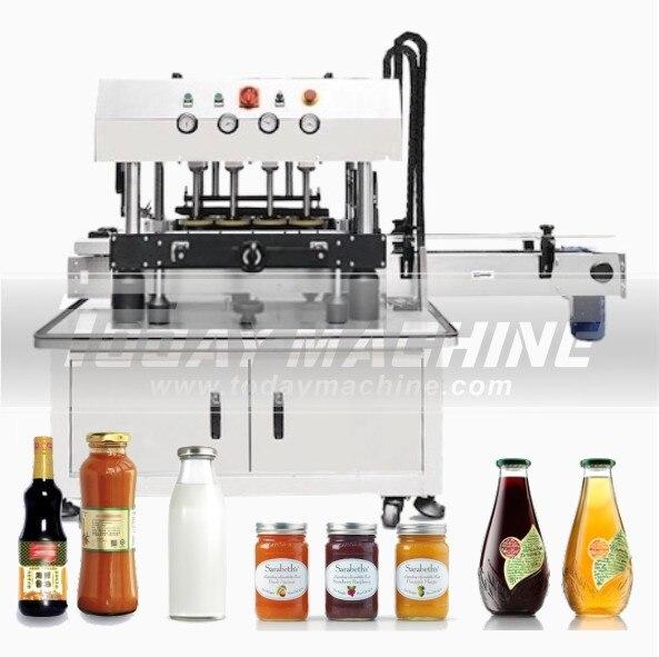 Máquina de llenado y llenado de botellas de agua, de bebida líquida, automática, de 40000bph