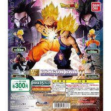 Bandai Dragon Ball Super Z Gacha Vader En Zoon Battle Zoon Gohan Zoon Goku Hobby Model Actie Toy Figures