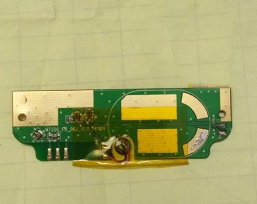 "Original F605 teléfono USB placa pequeña + Micrófono para JEEP F605 IP68 robusto teléfono impermeable MTK6572 4,5 ""-Envío gratis"