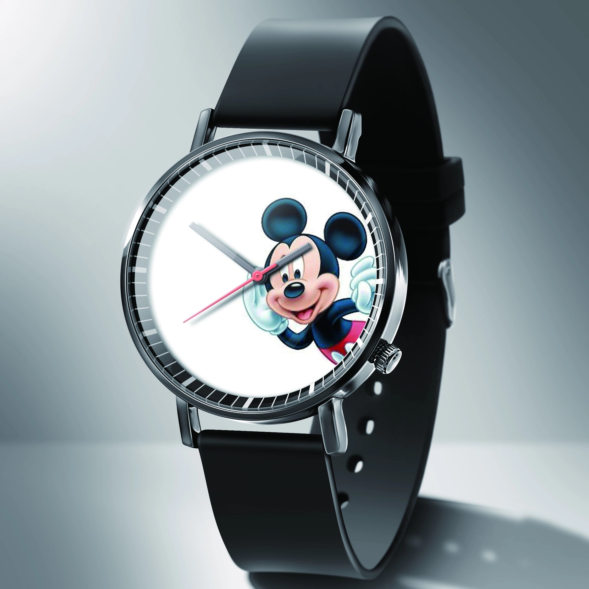 New fashion Mickey Watches Women Men Watch Children Student Anime Cartoon Quartz Wristwatches Relogio feminino Zegarek Damski