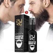 Growth Beard Oil Grow Beard Thicker & More Full Thicken Hair Beard Oil For Men Beard Grooming Treatm