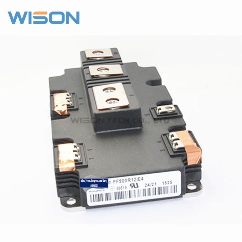 FF900R12IE4 FF900R12IP4 شحن مجاني وحدة جديدة ومبتكرة