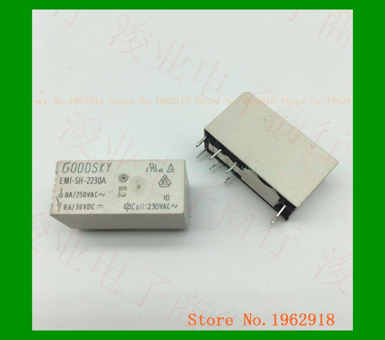 EMI-SH-2230A 230V 8 8A RTE24730