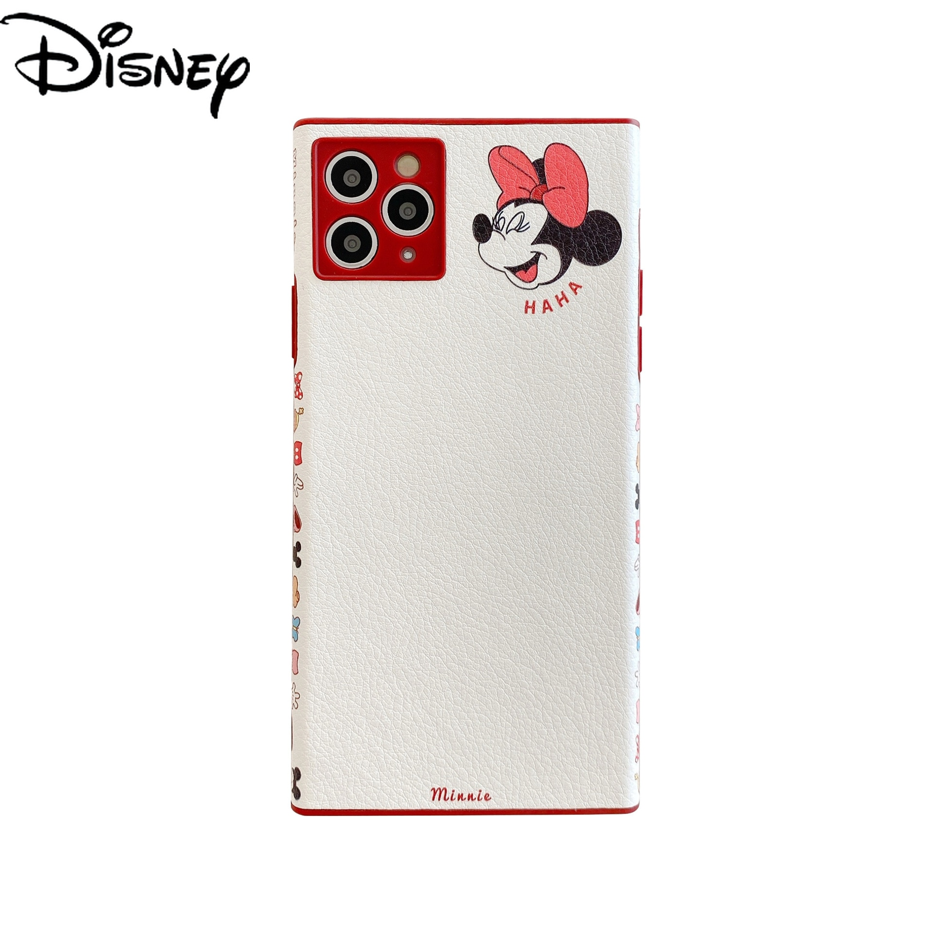 Disney Mobile Phone Cover for IPhone11 Mobile Phone Case XSmax/X/XR/7plus/12mini/7/8/7p Mobile Phone Case  - buy with discount