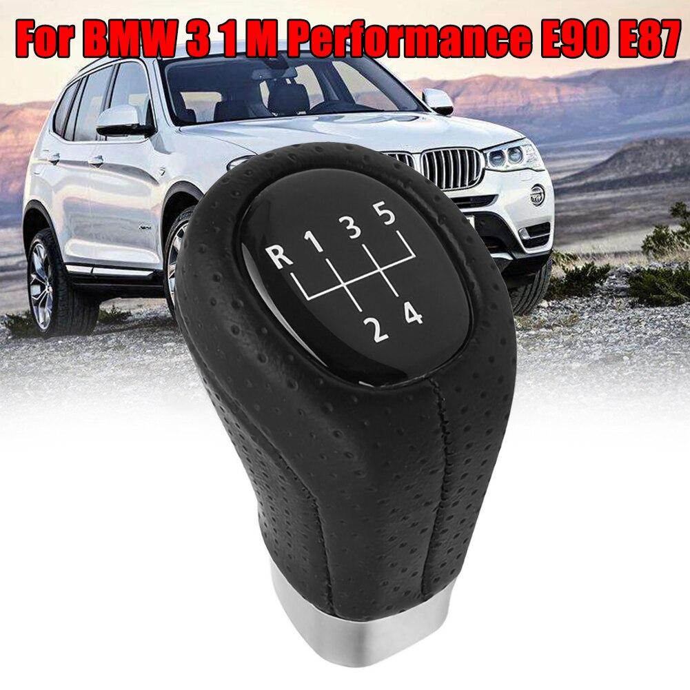 5/6 velocidad pomo de cambio Manual palanca para BMW 3 1 M rendimiento E90 E87
