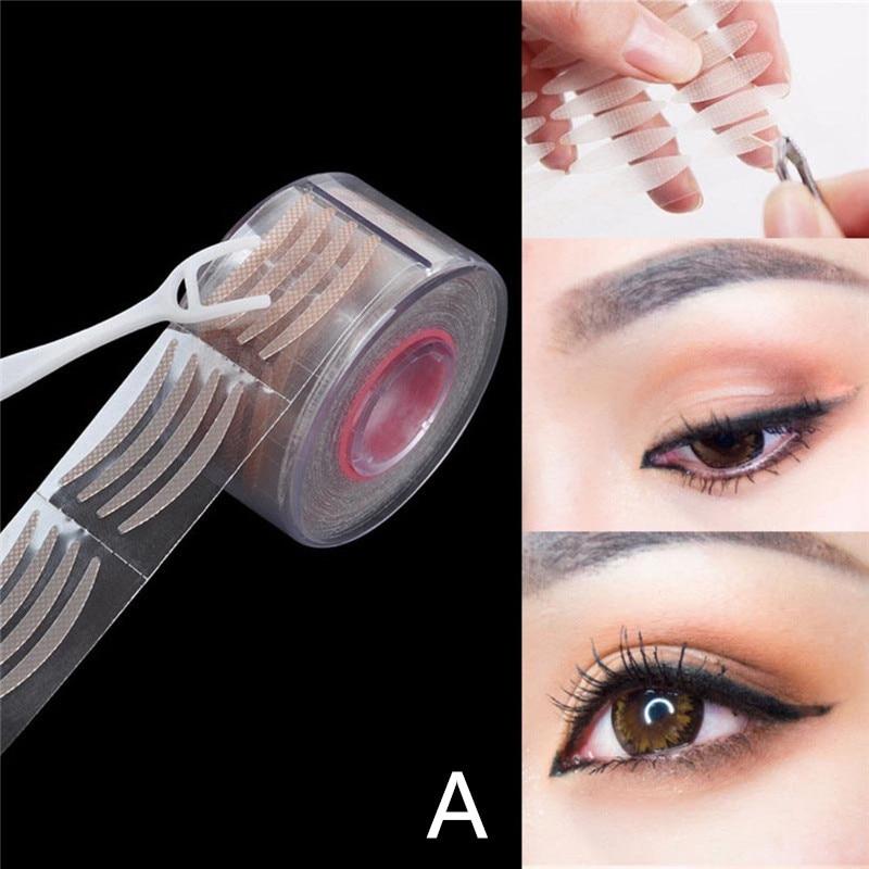 Cheap 600PCS Invisible Eyelid Sticker Lace Eye Lift Strips Double Eyelid Tape Adhesive Stickers Eye