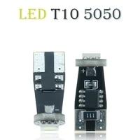 100pcs ac t10 led canbus w5w led bulbs 168 194 white signal lamp dome reading license plate light car interior lights auto 12v