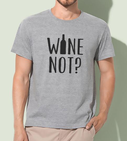 Camiseta de vino sin beber, divertida camiseta de broma para hombres, camiseta para mujeres