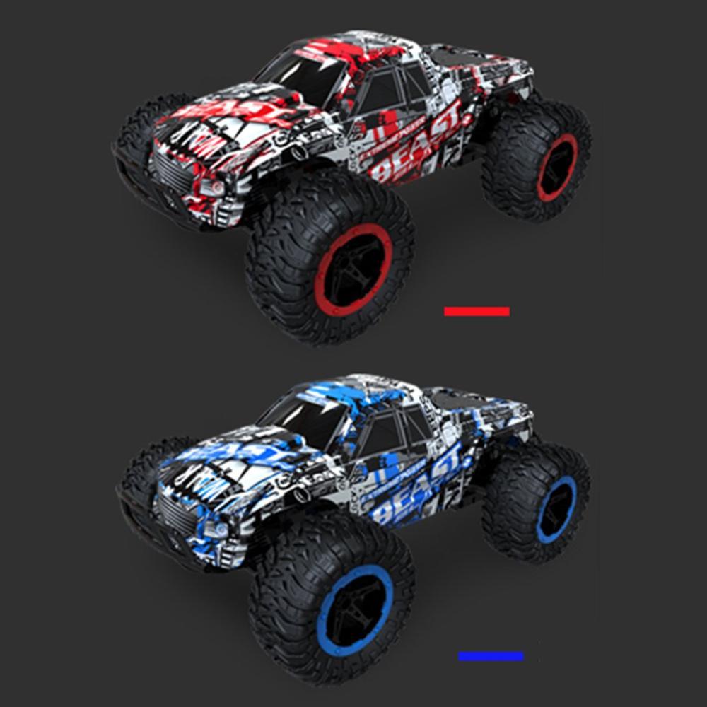 Neue 118 Fernbedienung Auto Off-Road Fahrzeug 2811 Drift Klettern Auto 2,4G Fernbedienung High-Speed auto R / C Auto Spielzeug