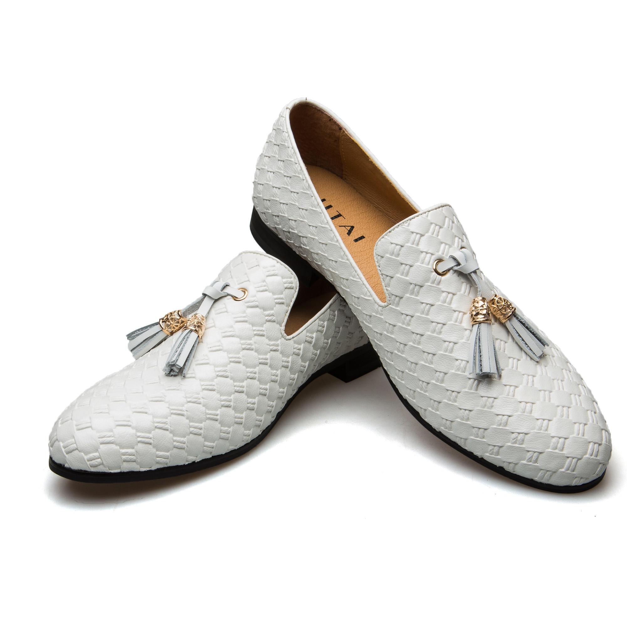 Mocasines MEIJIANA, zapatos planos de marca para hombre, zapatos informales de lujo BV cómodos, nuevos zapatos transpirables de boda para hombre