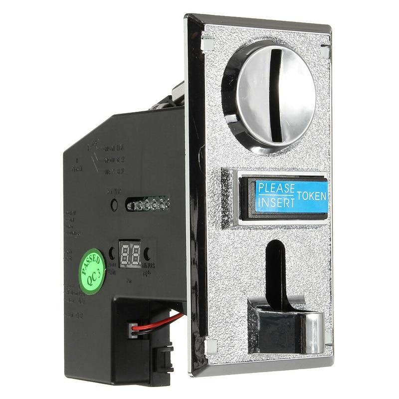 Venta al por menor de Selector monedas para mecanismo de máquina expendedora de Mech juego de Arcade