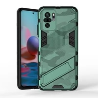 for redmi note 10 pro case camouflage shockproof full protection case with kickstand cover for redmi note10 4g 10s %d1%87%d0%b5%d1%85%d0%be%d0%bb rzants