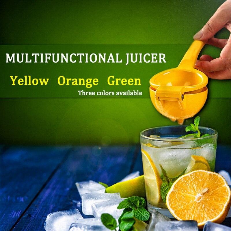 1 exprimidor Manual de limón de aleación de aluminio exprimidor de cítricos para pequeños limones de naranja 200x60x40mm