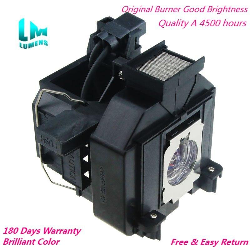 ل ELPLP69 V13H010L69 متوافق لمبة مع الموقد الأصلي ل EH-TW8000 EH-TW9000 EH-TW90000W EH-TW9100 PowerLite HC5010