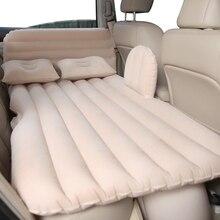 Matelas gonflable dair de voiture avec le voyage portatif de pompe de siège arrière, Camping, vacances, lit flottant SUV, camion, taille jumelle de monospace
