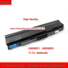 Brand New UM09E71 UMO9E51 Battery for ACER Aspire Timeline 1810T 1410 AS1810T AS1810TZ S14Y EC1417h