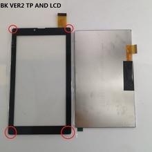 ЖК-дисплей для сенсорной панели со стеклянным дигитайзером для Супра M625G M722G M72 3G M727G M728G M729G M74AG M74KG M74CG M72EG M72KG 3G