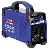 inverter dc portable electric arc welding machine 200
