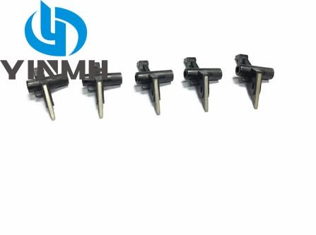 3PCS Grau A Qualidade Bizhub ++ C224e C284e C454e C554e Garra Dedo Selecionador Superior Para Konica C224 C284 C364 C454 C554 C654 C754