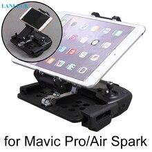 Tablet Bracket For DJI Mavic Pro Air 2 Mini Spark Mavic 2 Pro Zoom Drone Controller Monitor Mount Phone Tablet Holder Accessory