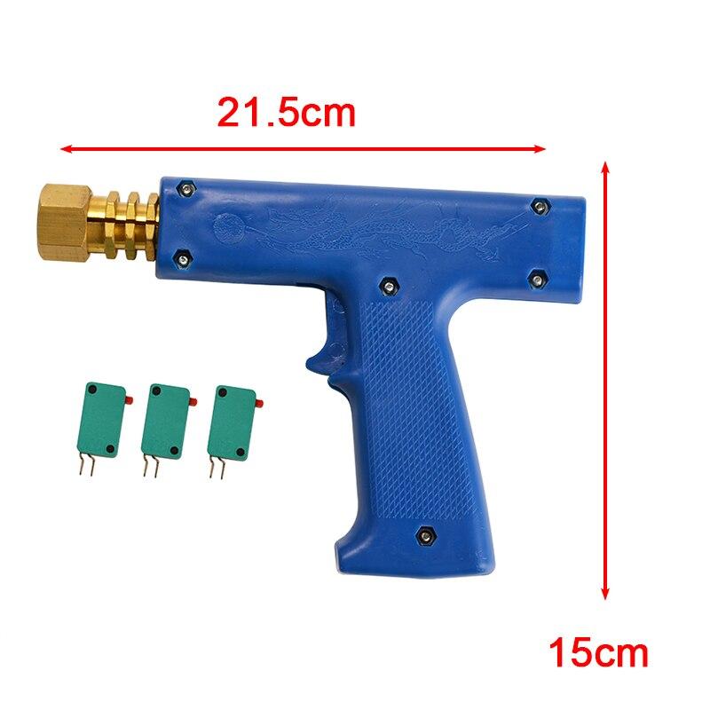 Máquina de soldadura por puntos, Kit de herramientas de reparación de abolladuras para coche, tirador de abolladuras, Perno de cuerpo de coche, martillo de soldadura para Dispositivo de reparación de abolladuras