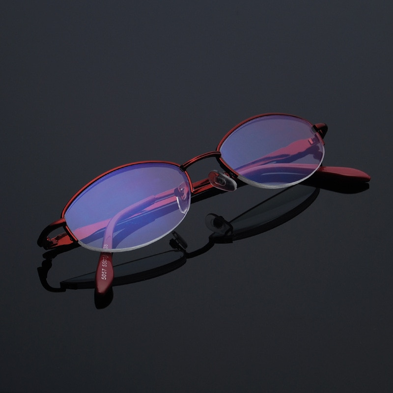 Gafas de lectura sin montura para mujer, anteojos femeninos, Okulary Do Czytania,...