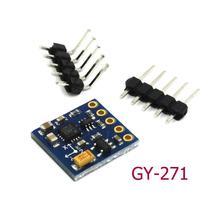 WYHP GY-271 HMC5883L 3-осевой Компас магнитометр Сенсор модуль 3 V-5 V