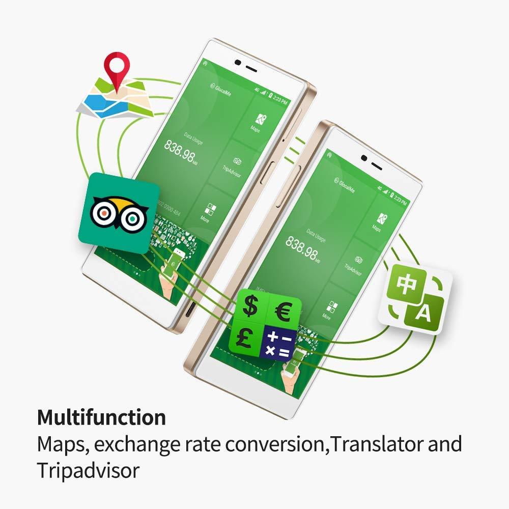 4G LTE Mobile Hotspot, Worldwide High Speed WiFi Hotspot  No SIM Card Roaming Charges International Pocket wifi enlarge